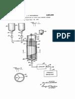 coninuous alkanolamide method