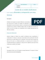 CLASIFICACION DE DATOS Y ANALISIS