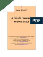 La Pensee Francaise Au Xviiie Siecle