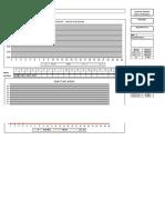Planilha carta de CEP