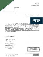 Raportul Comisiei de anchetă privind privatizările