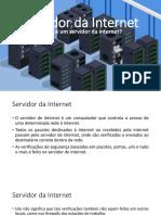 servidor da internet