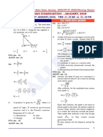 0901_Physics_Paper-With Ans-solution_Morning