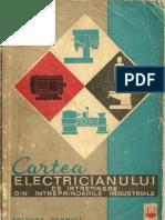 Cartea Electricianului de ere Din Intreprinderile ale