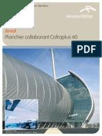 calcul sur Plancher collaborant Cofraplus 60.pdf
