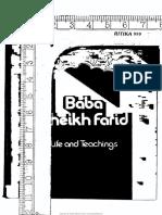 Baba Farid life and teachings 19 articles.pdf