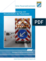 Verkehrsabsicherung fw