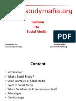 Social media PPT.pptx