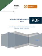 MANUAL FÉRREO DE ESPECIFICACIONES TÉCNICAS_PARTE  1_Version 0.pdf