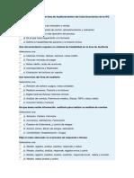 Examen Auditoria y facturación médica
