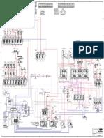 _F125-3829  Hydraulic Diagram