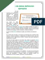 Base de datos definición ejemplos.docx