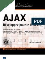 Ajax Développez pour le web 2.0