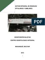 plandegestionintegralderesiduoshospitalariosysimilares-131226151742-phpapp02