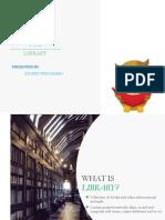 Case Study for Library (Kyi Phyu Phyu Hninn)