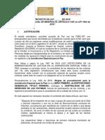 PL 243-19 Acreditacion de Victimas