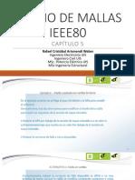9.- Diseño de mallas IEEE80 - 5