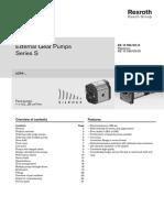 Bosch Rexroth External Gear Pumps Series S AZPS.pdf