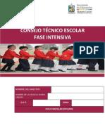 Productos DE EVIDENCIAS FASE INTENSIVA 2