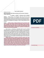 Depositional Models In Coal Exploration and Mine Planning In