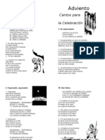 cancionero de adviento