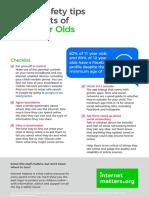 Internet Matters Parent Age Guides 11 13