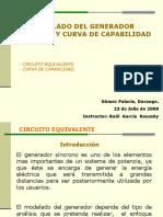 Generador Sincrono -Curva ad