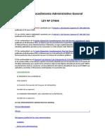 Ley 27444 - 2019.pdf