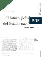 El futuro global del Estado-nación - Michael Mann