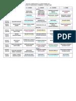 CRONOGRAMA DE CURSOS 2020