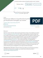 Factores que influyen en la producción de proteínas unicelulares por fermentación sumergida_ una revisión - ScienceDirect