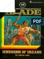 Blade 11 - Dimension of Dreams - Jeffrey Lord.epub