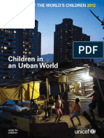 UNICEF Urban Children Report