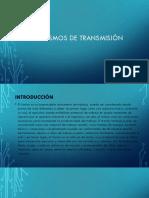 Grupo 2 mecanismos de transmision