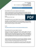 MIII – U3 – Actividad 1. Las empresas y la responsabilidad social