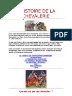 Histoire Des Chevaliers