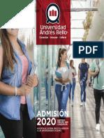 Libro admisión