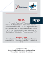 Final INDEX Honduras 2019 REDCA+