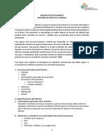 INSTRUCTIVO INFORME DE PRACTICA LABORAL