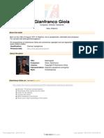 Madrugada (Guitarra & Sax) - Gianfranco Goia