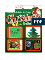 Easy Kids Christmas Crafts eBook