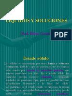 LIQUIDOS Y SOLUCIONES