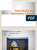 Case Study for University Library