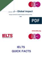 IELTS Global Impact