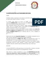 CLASIFICACION DE LAS FUNCIONES DE EXCEL.docx
