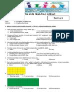 Soal Tematik Kelas 3 SD Tema 6 Subtema 4 Penghematan Energi dan Kunci Jawaban - www.bimbelbrilian.com .pdf