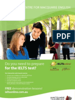 Ielts Online Brochure