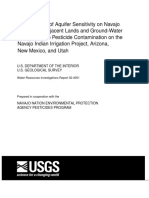 Assessments of Aquifer Sensitivity on Navajo Nation and Adjacent Lands and Ground-Water.pdf