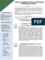CV- MAYHUA CONTRERAS, Yeison Bladimir (2)