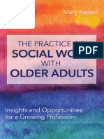 The Practice of Social Work with Older Adults (Excerpt)